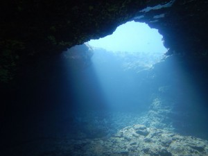 coral-cave